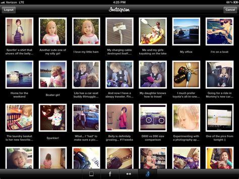 layout para instagram online layout la nueva aplicaci 243 n de instagram para subir