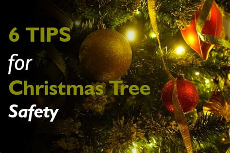 free christmas tree safety tips 6 tips for tree safety wise property solutions