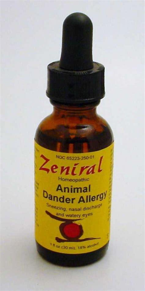 dander allergy animal dander allergy chemical free living