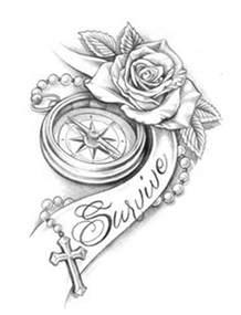Rosary Flowers - 220 ber 1 000 ideen zu uhren tattoos auf pinterest