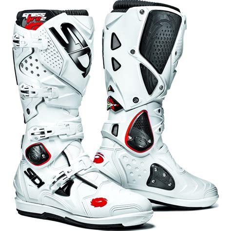 motocross boots size sidi crossfire 2 srs motocross boots dirt bike enduro moto