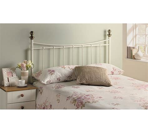 argos headboard buy alderley single headboard ivory at argos co uk