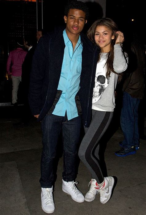 zendaya and her boyfriend 2015 2016 myfashiony is zendaya coleman dating eureka actor trevor jackson