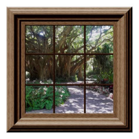 fake window fake window posters zazzle