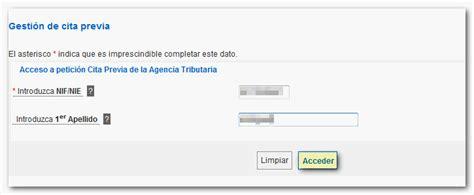 cita para hacienda por internet 2016 cita hacienda por internet 2016 www agenciatributaria es