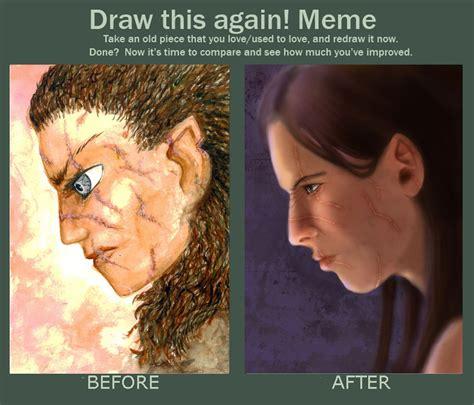 Before And After Meme - before and after meme by w176 on deviantart