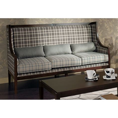 miranda patterned classic 3 seater sofa from ultimate