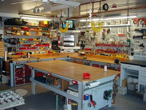25 best ideas about home workshop on garage