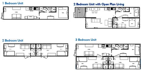 floor plans for storage container homes small scale homes homes made from shipping containers
