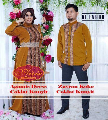 Size Pack Baju Muslim Azka sarimbit agamis dress dan koko zafran busana muslim