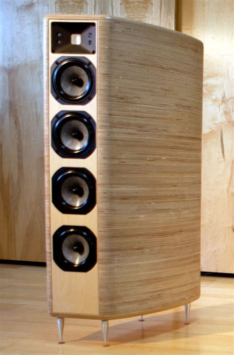 designer speakers design studio ebb floorstanding speaker review