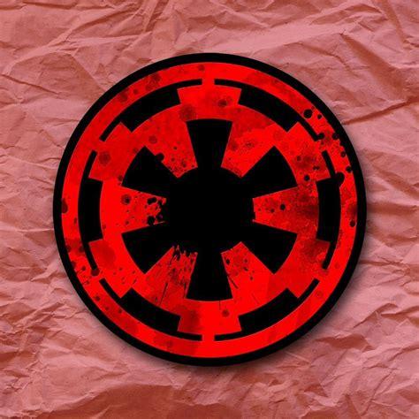 sith symbol tattoo galactic empire symbol wars sticker imperial darth