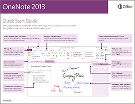 visio 2013 user guide onenote 2013 start guide onenote
