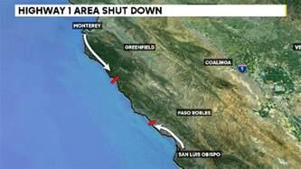 Pch Mudslide 2017 - massive landslide takes out california s famous highway 1