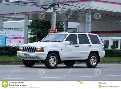 Jeep Thailand Jeep Car Editorial Stock Image Image 61590874