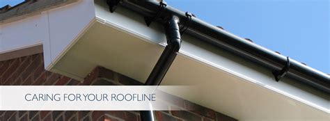 how to care for your upvc roofline everest