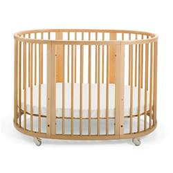 Cot Toddler Bed Walnut Cribs