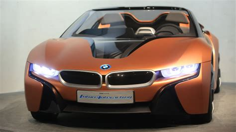 bmw gears   mass produce electric cars   autoblog