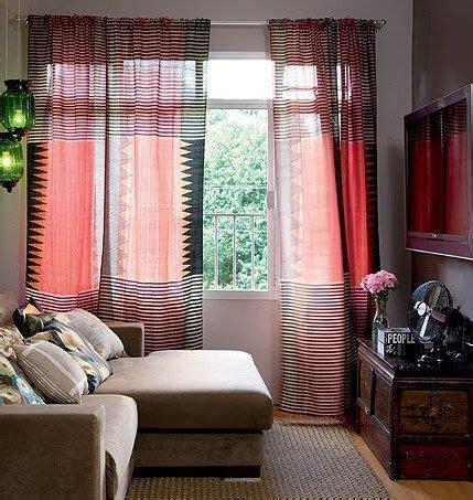 cortinas etnicas cortinas para sala como escolher o modelo ideal 60 fotos
