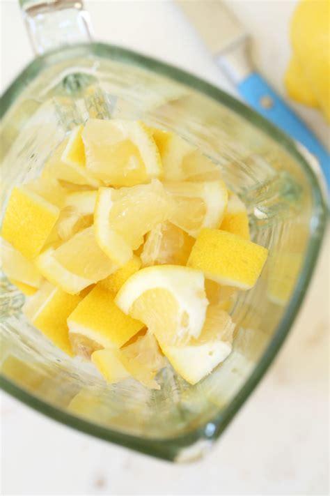 Lemon Detox Harvest Kitchen by Immune Boosting Whole Lemon Cubes The Harvest Kitchen