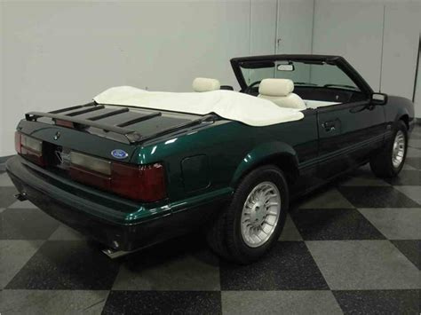 1990 ford mustang lx 7 up edition for sale classiccars