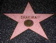 Shasmira Syari shakira walk los angeles times