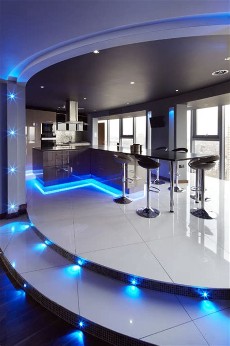 interior led lighting for homes using led lighting in interior home designs 12 stunning