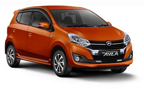 Harga Karpet Toyota Agya harga mobil daihatsu ayla terbaru 2017 autos post