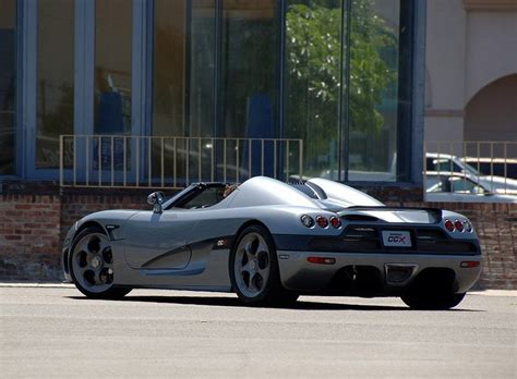koenigsegg california koenigsegg ccx on the streets of california news top speed