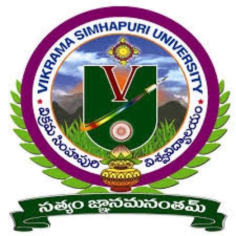 Vsu Mba Results by Direct Admission In Vikram Smhapuri Distance
