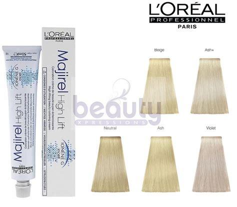 loreal professional hair color chart loreal hair colors chart 2012 fashion trends for 2013 loreal l oreal professional majirel high lift hair dye colour permanent 50ml ebay