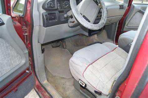 how things work cars 1993 ford aerostar auto manual 1993 4 0 aerostar ford van auto work daily driver seats 7 no reserve classic ford aerostar
