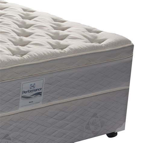 Bed Bigland Plush Top performance series savoy top ultra plush bed by