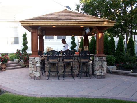 Small Kitchen Islands Ideas Outdoor Kitchens Amp Bars Installed Peter Anthony