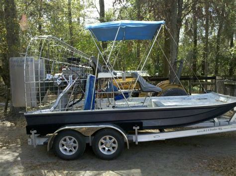 quick slick airboat bottom 16 marsh master performance southern airboat