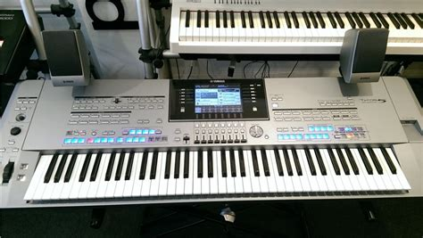 Keyboard Yamaha Tyros 5 yamaha tyros 5 76 key keyboard gak