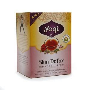 Yogi Detox Tea Acne by The World S Catalog Of Ideas