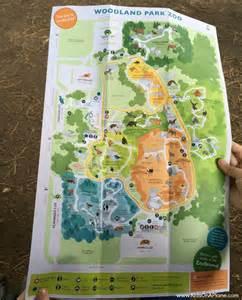 Woodland Park Seattle Map by Woodland Park Zoo Seattle Wa Moms Amp Munchkins