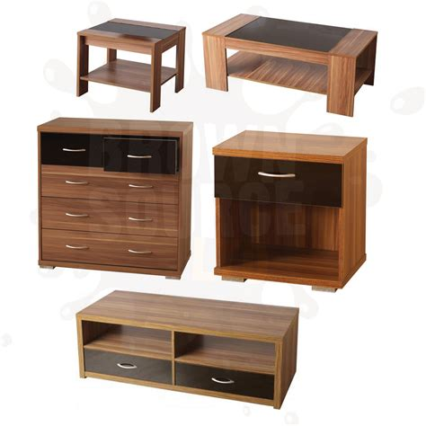 Chest Of Drawers For Tv by Walnut Black Coffee Table Tv Stand L Table Chest Of