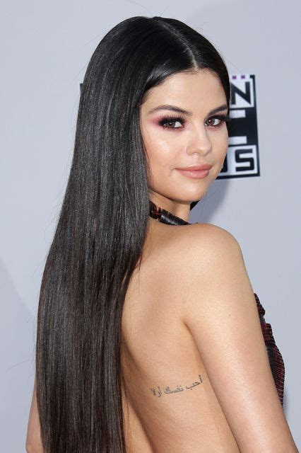 selena gomez tattoo 24 of the best worst tattoos refinery29