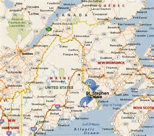 maine and canada map korner antiques regional map