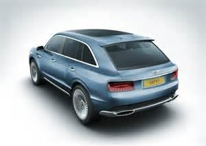 Bentley Exp 9 Bentley Reveals Exp 9 F A Luxury Performace Suv