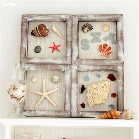 nautical decoration diy nautical decor beach themed shadowboxes