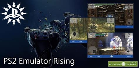 ps2 emulator apk ps2 emulator rising hd android market