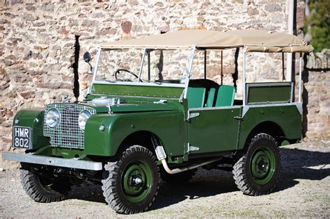 80s land rover 1951 land rover series 1 80 inch silverstone auctions