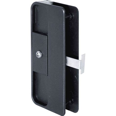 prime line sliding screen door latch and pull a 150 the home depot