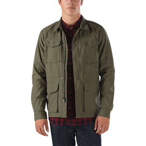 Jaket Vans exeter jacket shop jackets at vans