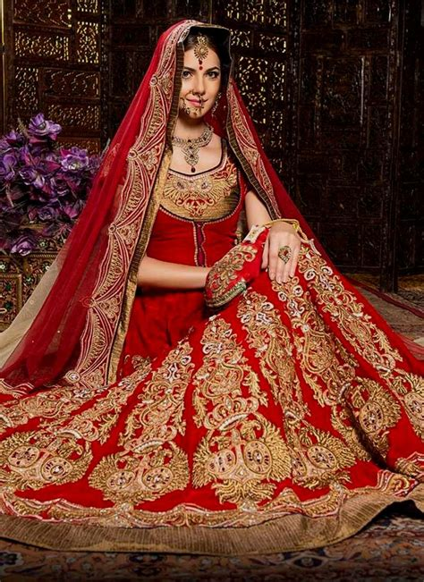Indian Wedding Dresses by Traditional Indian Wedding Dresses Www Pixshark