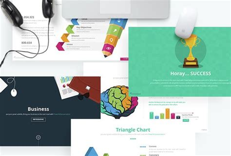 Impress Clients With Unlimited Presentation Templates Impress Js Presentation Templates