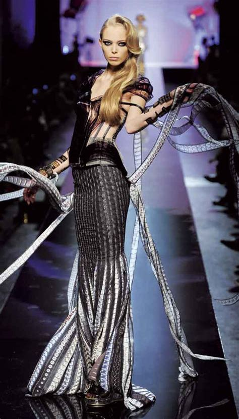 Royal Undergroundrock Royalty Couture In The City Fashion by The Fashion World Of Jean Paul Gaultier From The Sidewalk